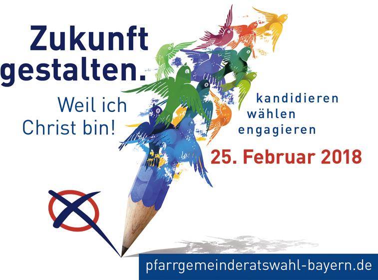 Pfarrgemeinderatswahlen Bayern 2021